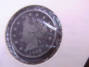 US 1909 LIBERTY NICKEL