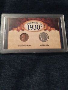 COINS FROM THE 1930S