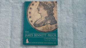 THE JAMES BENNETT PRIOR COLLECTION OF U S HALF DOLLARS 1794 1963 AUCTION CATALOG