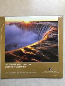 2005 OH CANADA   UNCIRCULATED COIN GIFT SET STILL SEALED IN PLASTIC   7 COINS