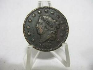 LY  1827 MATRON HEAD LARGE FINE CONDITION     NFM256