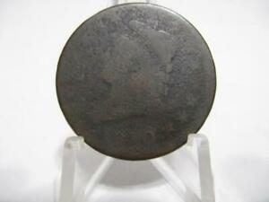 VERY  1810 CLASSIC HEAD LARGE CENT G/VG CONDITION   NFM1246