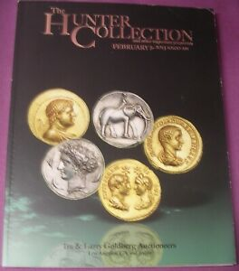 GOLDBERG THE HUNTER COLLECTION 5 FEB 2013 SUPERB ANCIENT & BYZANTINE COINS