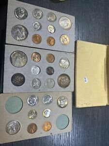 Click now to see the BUY IT NOW Price! 1948 TONED ORIGINAL US MINT SET
