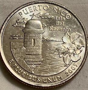 2009 COMMONWEALTH OF PUERTO RICO  IT IS CLEAN AND OH SO BEAUTIFUL