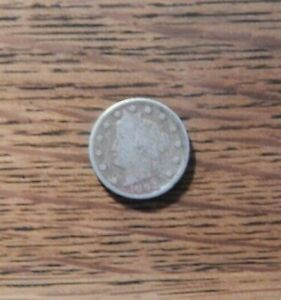 1892 5C LIBERTY NICKEL OVER 100 YEARS OLD