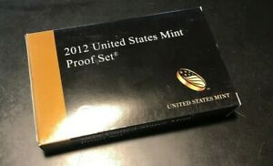 Click now to see the BUY IT NOW Price! 2012 UNITED STATES MINT PROOF SET WITH BOX AND COA