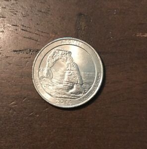2014 P ARCHES NP AMERICA THE BEAUTIFUL QUARTER  704  BUY 6 GET 40  OFF