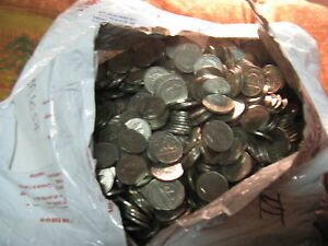 Click now to see the BUY IT NOW Price! HUGE LOT 5000 COINS CANADIAN 5 CENTS COINS FROM KING GEORGE VI ER 1937 1952 .