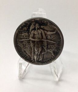 1926 S OREGON TRAIL COMMEMORATIVE SILVER HALF DOLLAR