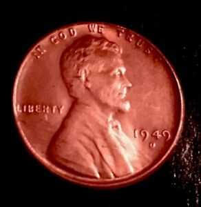 1949 D 1C LINCOLN CENT   305