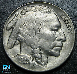 1929 P BUFFALO NICKEL      MAKE US AN OFFER   G5319