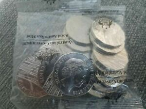 INTERNATIONAL YEAR  INDIGENOUS 50C 2019  UNC COIN 1 COIN FROM RAM SACHEL