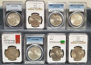 Click now to see the BUY IT NOW Price! 1921 PEACE DOLLAR NGC MS 65  1926 AND 1934 & 1935  ALL MS 66 & 65 GRADES