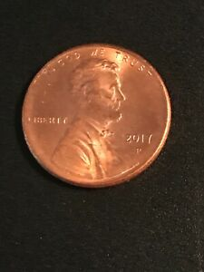 2017 P LINCOLN SHIELD CENT  BUY 8 GET 60  OFF  0604