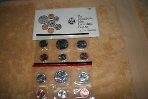 U S UNCIRCULATED MINT COIN SET 1992