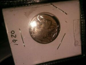 1920 BUFFALO NICKEL FAIR CONDITION .PRETTU GOOD FOR COLLECFOPK