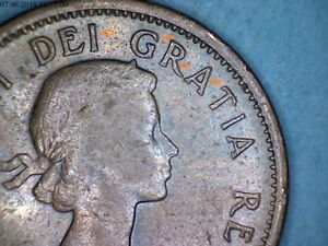 ERROR COIN  1964  DOUBLE GRA OF GRATIA