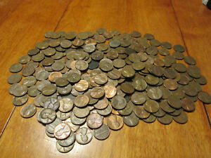 1959  1982 COPPER U.S. PENNY LOT.SOME IN REALLY GOOD CONDITION 10 PER PURCHASE.