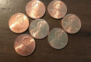 2018 D LINCOLN CENT  BUY 8 GET 60  OFF  0828