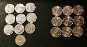 1999   2007 STATE QUARTERS CIRCULATED