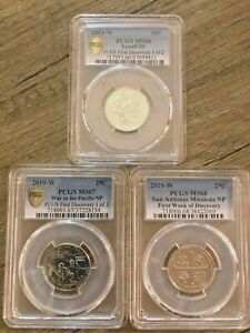 Click now to see the BUY IT NOW Price! 2019 W QUARTER QUEST SET TOP SET 1 PCGS SET REGISTRY