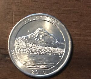 2010 P MOUNT HOOD AMERICA THE BEAUTIFUL QUARTER BUY 6 GET 40  OFF  1218 BU