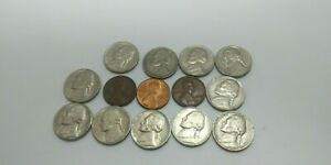 VERY  MIXEDE LOT  COLLECTIBLES U.S COIN FROM 1972 1993