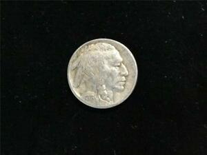 ATTRACTIVE 1913 TII BUFFALO NICKEL US UNITED STATES COIN VF