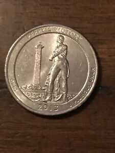 2013 P  PERRY'S VICTORY NP AM. THE BEAUTIFUL QUARTER  BUY 6 GET 40  OFF  223