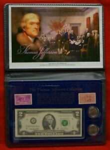 UNITED STATES COMMEMORATIVE GALLERY THE THOMAS JEFFERSON COLLECTION SERIES IV