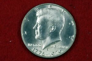 ESTATE FIND 1976   S  40  KENNEDY HALF DOLLAR    H10991