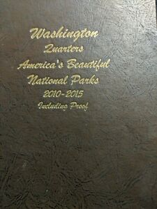 Click now to see the BUY IT NOW Price! 2010   2017 AMERICA'S BEAUTIFUL NATIONAL PARKS INCLUDING PROOFS 2 DANSCO ALBUMS