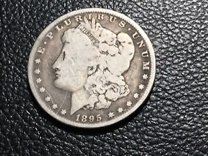 1895 O MORGAN DOLLAR TOUGH DATE AT A REASONABLE PRICE