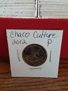 NATIONAL PARK QUARTER CHACO CULTURE 2012 PHILADELPHIA MINT UNCIRCULATED