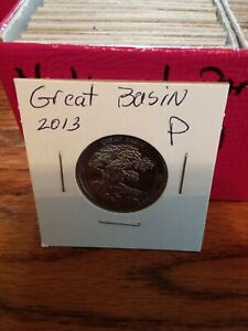 NATIONAL PARK QUARTER GREAT BASIN 2013 PHILADELPHIA MINT UNCIRCULATED