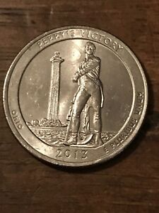 2013 P  PERRY'S VICTORY NP AM. THE BEAUTIFUL QUARTER  BUY 6 GET 40  OFF  614