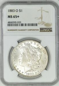 1883 O MORGAN DOLLAR $ MS65  NGC 941326 26
