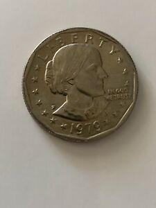 1979 P SUSAN B. ANTHONY DOLLAR   NICE COIN