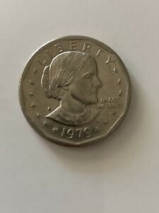 1979 S SUSAN B. ANTHONY DOLLAR   CLEAR DATE