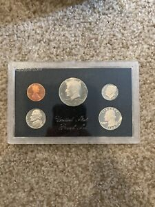 1983 S UNITED STATES 5 COIN PROOF SET