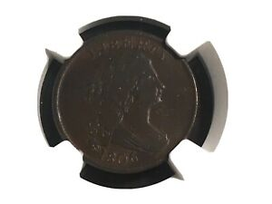 1806 HALF CENT NGC XF DETAILS SCRATCHES HALF PRICE OF A NP COIN