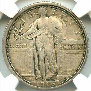 Click now to see the BUY IT NOW Price! 1916 STANDING LIBERTY QUARTER NGC AU 58 ALL ORIGINAL GREAT LOOKING KEY DATE