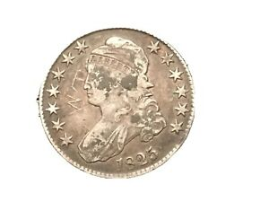 1825 BUST HALF DAMAGED JWT AND DIRT BUT CHEAP