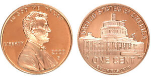 2009 S GEM BU PROOF LINCOLN PRESIDENCY  UNCIRCULATED PENNY PF COIN 3834