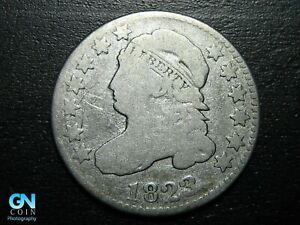 1823 CAPPED BUST DIME      MAKE US AN OFFER   B2297
