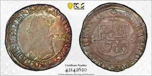 Click now to see the BUY IT NOW Price! CHARLES I 1/2 CROWN 30 SHILLINGS ND LUSTROUS ABOUT UNCIRCULATED PCGS AU55