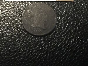 1797 HALF CENT NICE READABLE DATE GREAT FOR A TYPE SET PRICED TO SELL