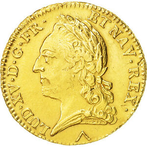 Click now to see the BUY IT NOW Price! [14990] FRANKREICH LOUIS XV DOUBLE LOUIS D'OR  LA VIEILLE TTE 1774 W