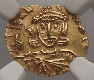 Click now to see the BUY IT NOW Price! LEO III & CONSTANTINE V SYRACUSE GOLD BYZANTINE COIN NGC CERTIFIED MS I54536